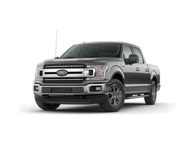 2018 Ford F-150 XLT 4x4 King Ranch  SuperCrew 5.5 ft. SB